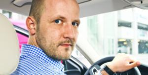 Łukasz Bąk, zastępca kierownika działu życie gospodarcze kraj