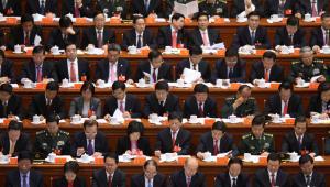 Delegaci na 18. Narodowym Kongresie Komunistycznej Partii Chin
