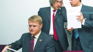 Największa część bonusu trafi zapewne do Nielsa Lundorffa, Wojciecha Sobieraja i Cezarego Smorszczewskiego