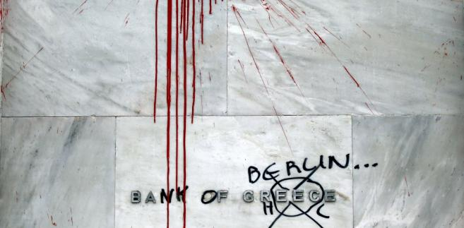 """Ateny, Grecja, autor: Simon Dawson. Kategoria: """"Świat się zmienia"""""""