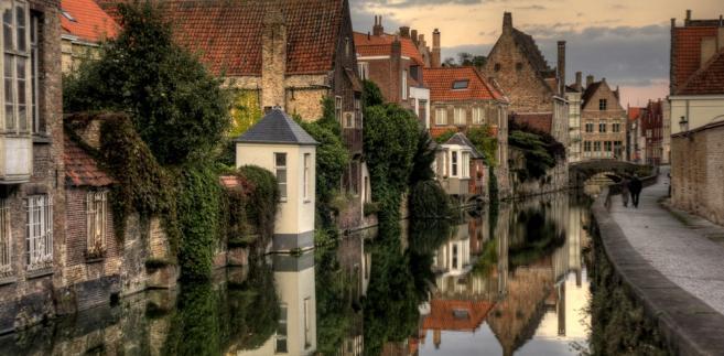Brugia w Belgii
