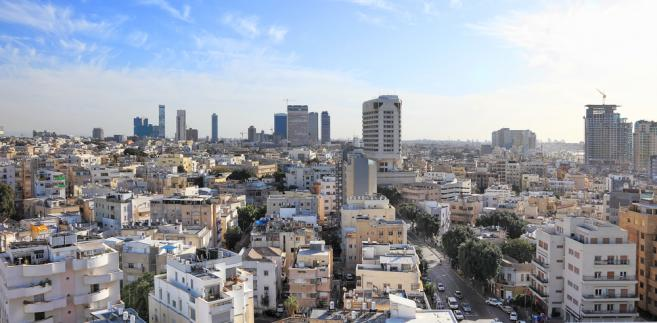 Panorama Tel Awiwu