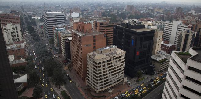 Kolumbia, Bogota