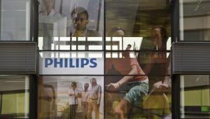 Jeden z oddziałow produkcyjnych Philips Healthcare w Best w Holandii