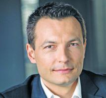 Robert Łaniewski, prezes Fundacji Rozwoju Obrotu Bezgotówkowego mat. prasowe