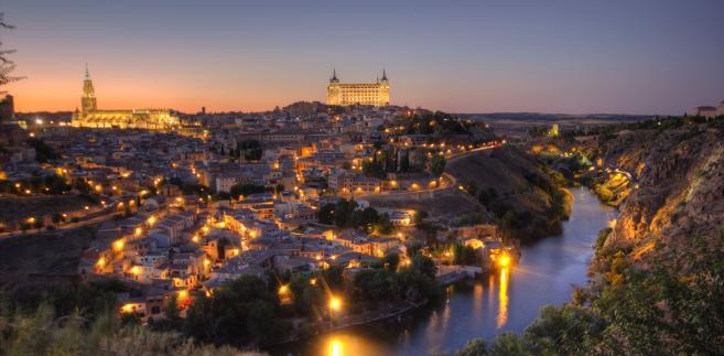 Toledo, Hiszpania.