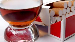 Alkohol i papierosy