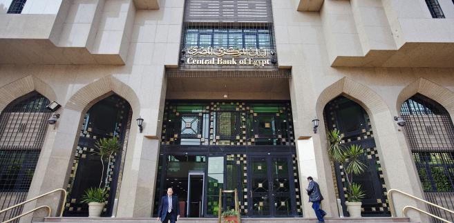 Bank centralny w Kairze