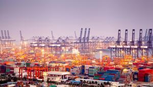 Shenzhen, port Yantian