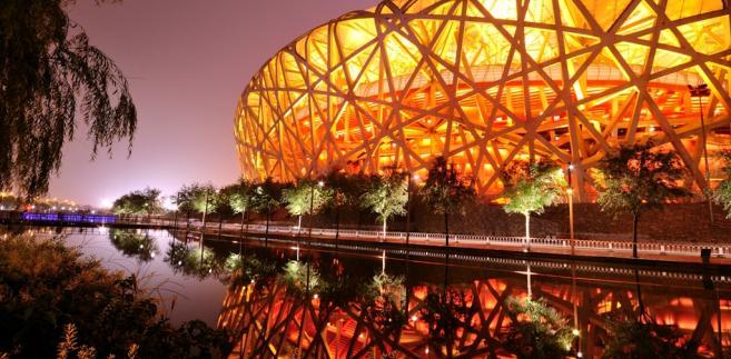 Stadion Narodowy w Pekinie