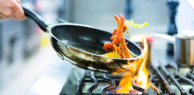 Kuchnia gotowanie