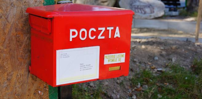 poczta polska -skrzynka pocztowa-2