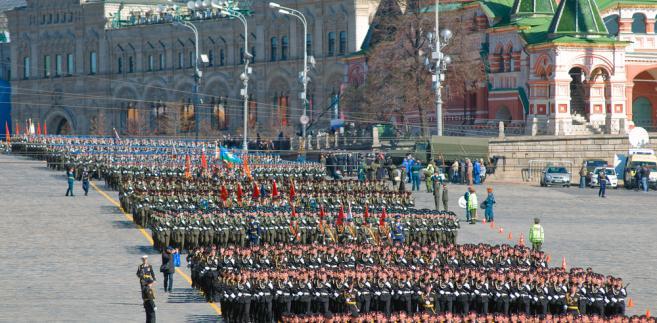 Rosja podnosi wydatki na armię  Fot. Pukhov Konstantin / Shutterstock.com