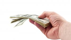 pieniądze, darowizna