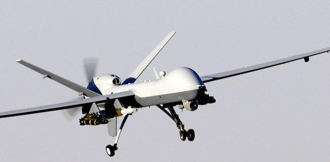 Drony firmy Aeronautics