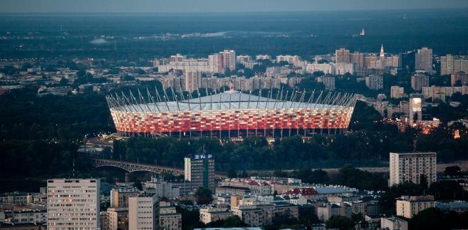 Stadion Narodowy w Warszawie, 16.06.2014