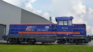 Lokomotywa Newag SM 42 dla PKP Intercity (2). Materiały prasowe Newag