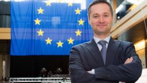Jarosław Wałęsa, poseł do Parlamentu Europejskiego CC BY 2.5 PL