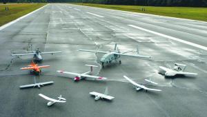 Drony. fot U.S. Navy
