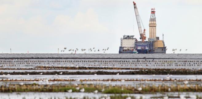 Platforma należąca do koncernu RWE Dea