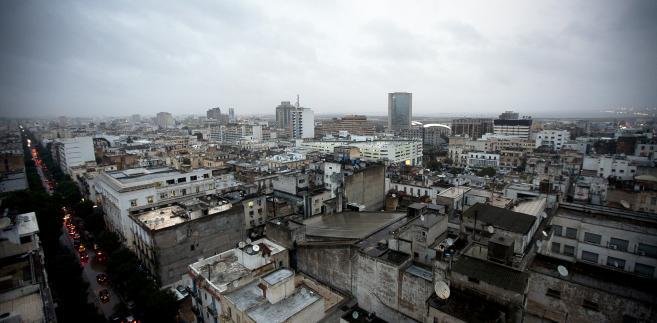 Tunis, stolica Tunezji. 31.10.2011.