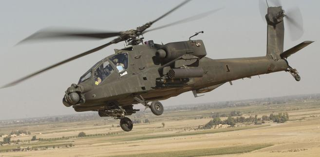 AH-64 Apache, Fot. U.S. Army