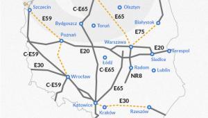 Projekty inwestycyjne objęte Wieloletnim Programem Inwestycji Kolejowych