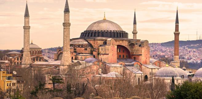 Hagia Sophia, Stambuł, Turcja