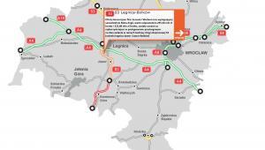 Droga ekspresowa S3 Legnica-Bolków