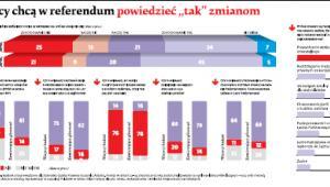 Postrzeganie pytań referendalnych przez Polaków