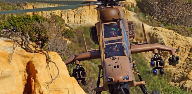 Airbus Helicopters - śmigłowiec szturmowy Tiger