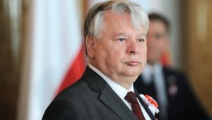 Borusewicz o referendum