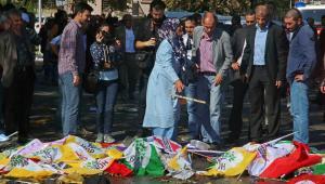 Atak bombowy w Turcji, EPA/STR Dostawca: PAP/EPA.