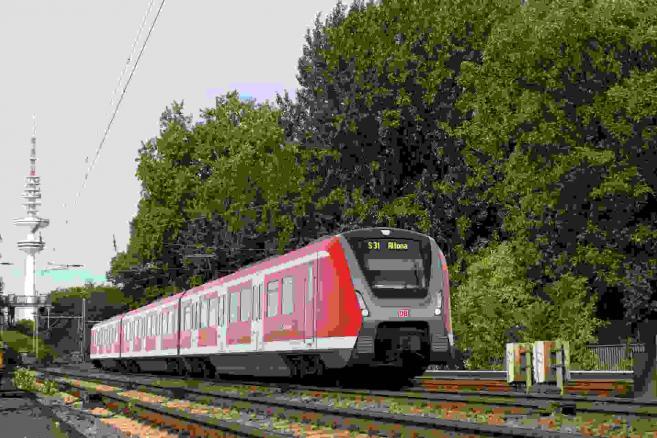Pierwsze pociagi dla S-Bahn w Hamburgu mają zostać dostaczone do końca 2016 r