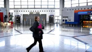 Lotnisko w Atenach, Grecja
