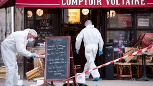 Paryż atak terrorystów