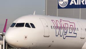 Samolot A321 - nowy nabytek Wizz Air