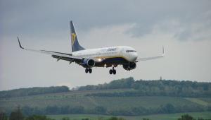 Boeingi Ryanaira bazują dziś w Modlinie