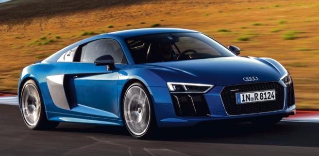 Audi R8 5.2 FSI V10 plus