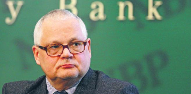 W myśl projektu ustawy, szef NBP Adam Glapiński automatycznie zostanie przewodniczącym KNF