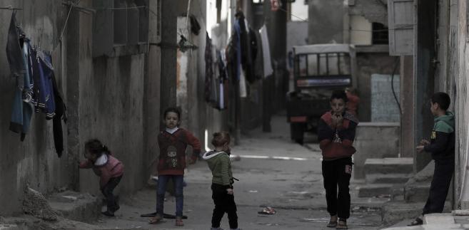 Uchodźcy dzieci