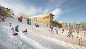 Gubałówka - projektowany ośrodek narciarski