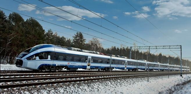 Dart. PKP Intercity rozważa dokupienie od Pesy 10 takich pociągów  bez przetargu