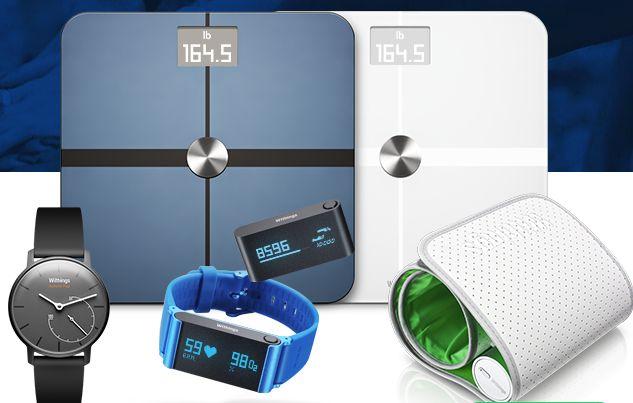 Urządzenia marki Withings. Nokia właśnie przejęła francuską spółkę za 170 mln euro