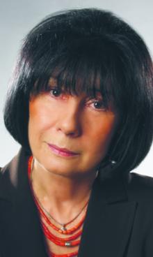Prof. Inetta Jędrasik-Jankowska, Katedra Prawa Ubezpieczeń Uniwersytetu Warszawskiego fot. materiały prasowe