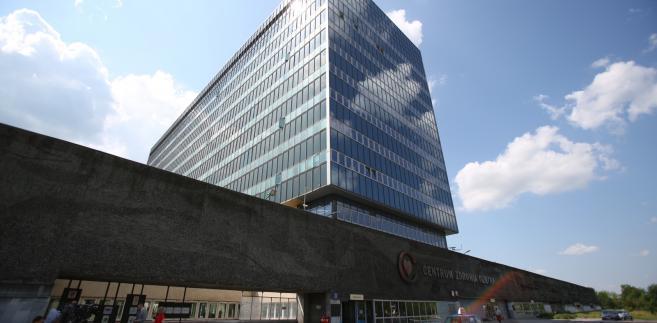 Gmach Centrum Zdrowia Dziecka