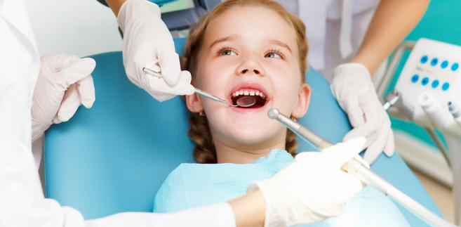 dentysta dzieci