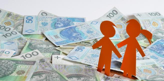 500 plus dzieci pieniądze