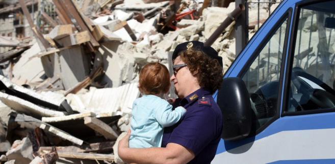 Trzęsienie ziemi we Włoszech