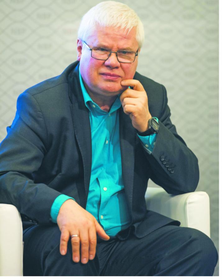 Prof. dr hab. Jerzy Hausner, wykładowca Uniwersytetu Ekonomicznego w Krakowie, do stycznia tego roku członek Rady Polityki Pieniężnej, wicepremier w rządach Leszka Millera i Marka Belki